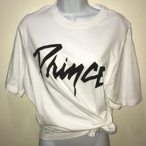 New without tags white Prince t-shirt L